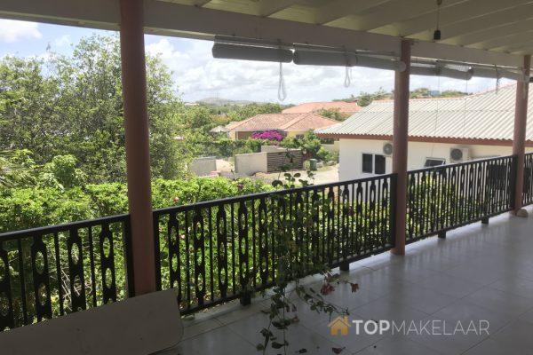 Tropische woning in Kaya Katoentuin