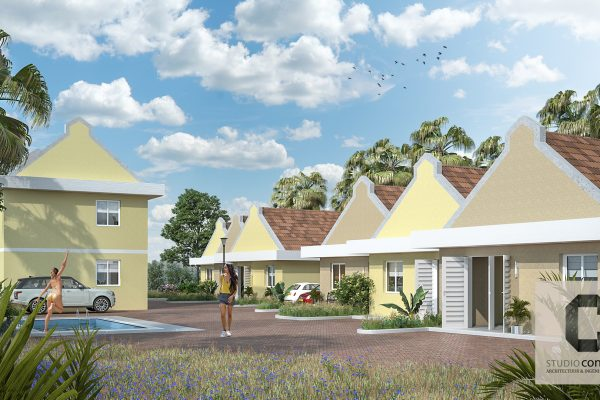 Nieuwbouw Townhouses