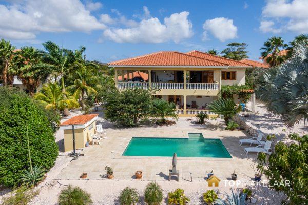 Luxe villa met geweldige view - Blue Bay